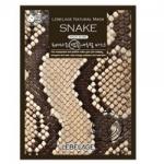 Фото Lebelage Snack Natural Mask - Тканевая маска со змеиным пептидом, 23 мл