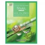 Фото Lebelage Snail Natural Mask - Тканевая маска для лица с экстрактом улитки, 23 мл