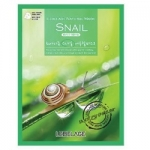 Фото Lebelage Snail Natural Mask - Тканевая маска для лица с экстрактом улитки, 23 мл