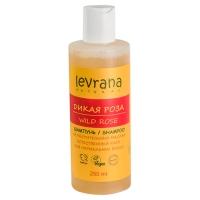 Купить Levrana - Шампунь для волос Дикая Роза , 250 мл