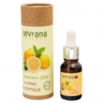 "Фото Levrana - Масло для кутикулы ""Лимон"", 150 мл"