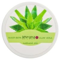 Levrana - Масло алоэ вера (мацерат на кокосовом масле), 150 мл  - Купить