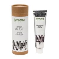 Купить Levrana - Маска для лица с сажей японского дуба Детокс , 50 мл