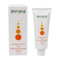 Купить Levrana - Зубная паста для чувствительных зубов, 75 мл