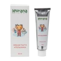 Купить Levrana - Зубная паста гелевая детская Апельсинка , 50 мл