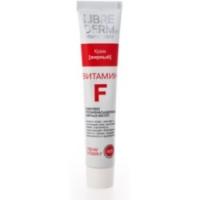 Librederm - Крем жирный с витамином F, 50 мл.
