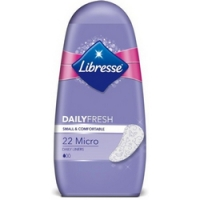 Libresse Micro Light - Прокладки ежедневные, 22 шт