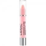 Фото Lierac Hydragenist Levres Baume Nutri-Repulpant Effet Gloss Rose - Бальзам для губ с эффектом розового блеска, 3 г