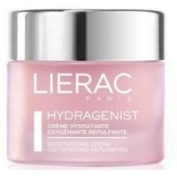 Lierac Hydragenist Moisturizing Cream oxygenating replumping - Крем кислородный увлажняющий, 50 мл