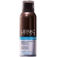 Lierac Mousse de rasag express shaving foam anti-irritation moisturizing foam - Мусс для бритья увлажняющий, 150 мл