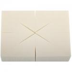 Фото Limoni - Спонжи треугольные в блоке, 8 штук