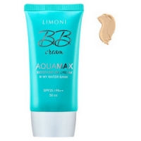 Limoni Aquamax Moisture BB Cream - BB-Крем для лица увлажняющий, тон 1, 40 мл фото