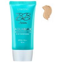 Limoni Aquamax Moisture BB Cream - BB-Крем для лица увлажняющий, тон 2, 40 мл фото