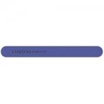 Фото Limoni Color - Пилка для ногтей синяя прямая, 120*120