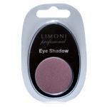 Фото Limoni Eye Shadow - Тени для век, тон 12, темный розово-бежевый, 2 гр