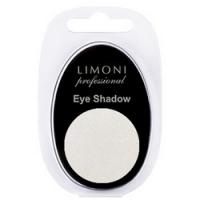 Limoni Eye Shadows - Тени для век запасной блок, тон 201 белый, 2 гр