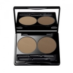 Фото Limoni Eyebrow Shadow Dark Brow Kit - Набор для бровей, тон 05, 06