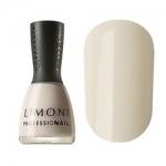 Фото Limoni French Collection - Лак для ногтей тон 801, белый, 7 мл