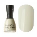 Фото Limoni French Collection - Лак для ногтей тон 806, молочный, 7 мл