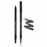Фото Limoni Glamour Smoky Eye Pencil 201 Black - Карандаш для век гелевый тон 201, черный