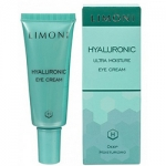 Фото Limoni Hyaluronic Ultra Moisture Eye Cream - Крем для век с гиалуроновой кислотой, 25 мл