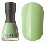 Фото Limoni Ice Cream - Лак для ногтей тон 547 светло-зеленый, 7 мл