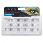 Фото Limoni Individual Lashes - Пучки ресниц индивидуальные черные 8 мм