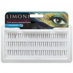 Фото Limoni Individual Lashes - Пучки ресниц индивидуальные черные 10 мм
