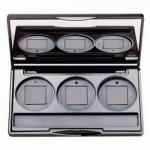 Фото Limoni Magic Box - Палитра на 3 магнитные ячейки, черная