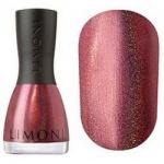 Фото Limoni Megashine Prizm 3D - Лак для ногтей с эффектом голографии тон 215, бордовый, 7 мл