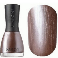 Limoni Mirror Shine - Лак для ногтей тон 073 светло-коричневый, 7 мл