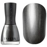 Фото Limoni Mirror Shine - Лак для ногтей тон 075 графит, 7 мл
