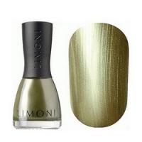 Limoni Mirror Shine - Лак для ногтей тон 076 оливковый, 7 мл