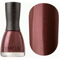 Limoni Morocco - Лак для ногтей тон 732 коричневый, 7 мл