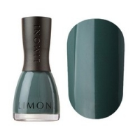 Limoni Morocco - Лак для ногтей тон 733, зеленый, 7 мл