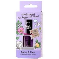 Limoni Mylimoni Boost And Care - Стимулятор роста ногтей, 6 мл