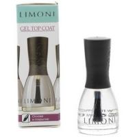 Купить Limoni Nail Care Gel Top Coat - Гелевое покрытие для ногтей, в коробке, 7 мл