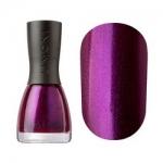 Фото Limoni Oriental Silk - Лак для ногтей с атласным сиянием тон 740, темно-фиолетовый, 7 мл