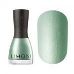 Фото Limoni Pearl Collection - Лак для ногтей матовый жемчужный тон 796, светло-зеленый, 7 мл