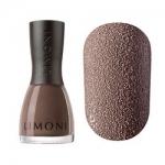 Фото Limoni Sandy Beach - Лак для ногтей с фактурой песка тон 764, коричневый, 7 мл