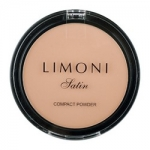 Фото Limoni Satin Powder - Пудра компактная для лица тон 01, 10 гр