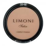 Фото Limoni Satin Powder - Пудра компактная для лица тон 03, 10 гр