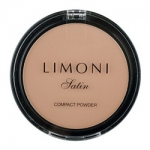 Фото Limoni Satin Powder - Пудра компактная для лица тон 03, 10 гр