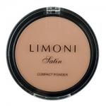 Фото Limoni Satin Powder - Пудра компактная для лица тон 04, 10 гр