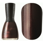 Фото Limoni Sicilian - Лак для ногтей тон 510, темно-коричневый, 7 мл