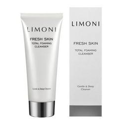 Фото Limoni Skin Care Total Foaming Cleanser - Пенка для глубокого очищения кожи, 100 мл