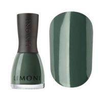 Limoni Spices Bay Leaf - Лак для ногтей глянцевый тон 578, зеленый, 7 мл