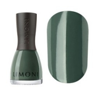 Купить Limoni Spices Bay Leaf - Лак для ногтей глянцевый тон 578, зеленый, 7 мл