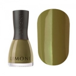 Фото Limoni Spices Cardamom - Лак для ногтей глянцевый тон 583, горчичный, 7 мл