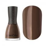 Фото Limoni Spices Cinnamon - Лак для ногтей глянцевый тон 586, коричневый, 7 мл
